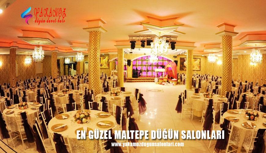 En Güzel Maltepe Düğün Salonları